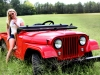 Amy Bodiford's 1965 CJ5 - Calendar Winner