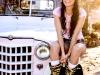 Siva Aiken's Willys Truck - Catalog Back Cover Winner