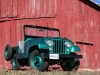Tate Annis' Willys CJ5 - Calendar Winner