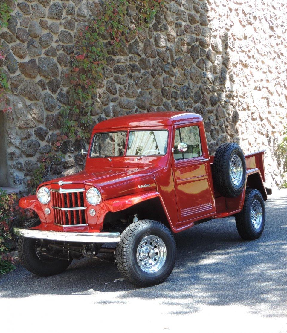 Alan St. Germain :: Kaiser Willys Jeep Blog