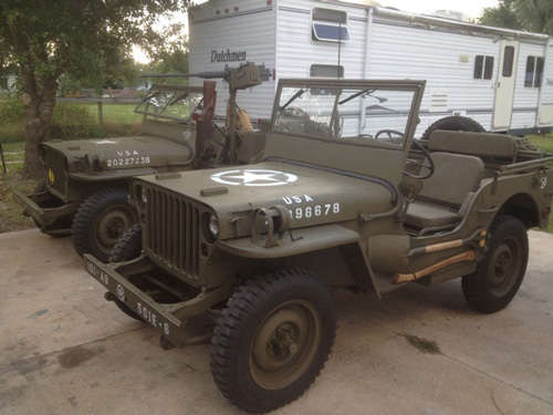 Jeeps For Sale In Md >> Alvin Hughes :: Kaiser Willys Jeep Blog