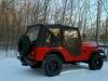 1952 M38A1 Jeep