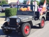 1951 Willys CJ-3A - Parade Lineup