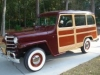 1950 Willys Station Wagon