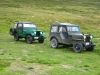 1959 CJ-5 Jeep and 1953 CJ-3B Jeep