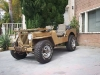 1951 CJ2A Willys Jeep