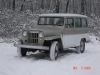 1962 Willys Station Wagon