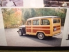 1950 Willys Station Wagon