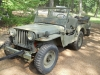 1952 Willys MC M38