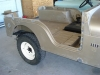 1966 Willys CJ-5 Jeep