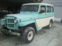 Willys Station Wagon Photos