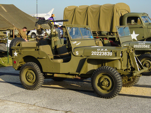 Charles Sumner Willys Mb on 1967 Kaiser Jeep M715 Parts