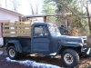 1955 Willys Truck
