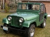 1955 Willys CJ5