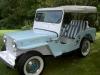 1960 Willys Jeep Gala Surrey