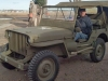 1942 Willys MB Slat Grille named Cactus Rose