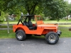 1946 CJ-2A Willys Jeep