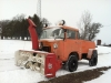 1959 Willys FC150 Snow Blower
