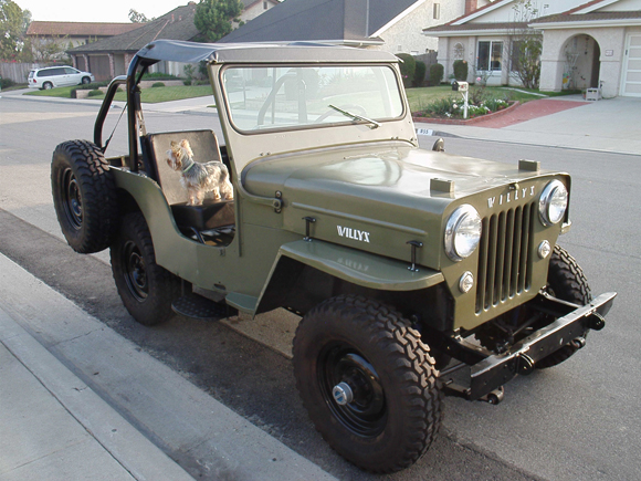 Tuttle Click Jeep >> Dan Garmon :: Kaiser Willys Jeep Blog