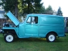 1962 Willys Utility Wagon