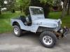 1951 CJ-3A Jeep