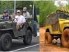 1955 M606 and 1983 CJ-7