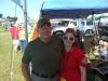 Dave Lewis and Rachel Hodgkins - Bantam Jeep Heritage Festival