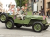 Willys CJ-2A - Winston Salem Centennial Parade 2013