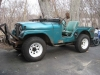 1962 Willys CJ-5 Jeep
