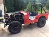 1962 CJ-5 Jeep