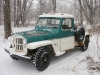 1960 Willys Pickup Truck