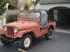 1955 Willys CJ-5
