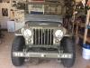Edward Floyd 1950 Willys M38
