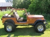 AMC Jeep CJ-7 Golden Eagle 1980
