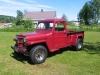 Willys Truck 4-75 1955 model