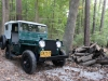 1951 CJ-3A Willys Jeep