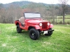 1961 CJ5 Willys