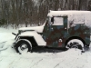 1954 Willys CJ-3B Jeep