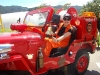 1954 Willys CJ3B Firefighter