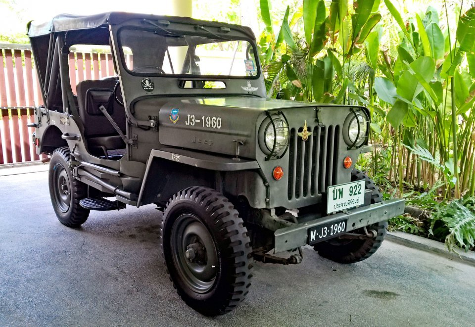 Gustav Erne Kaiser Willys Jeep Blog