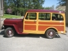 1947 Willys Station Wagon.