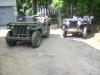 1947 CJ-2A + MB 1942