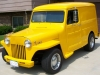 1949 Willys Panel Delivery