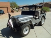 jeep-1947 Willys CJ2A with Go Devil Engine