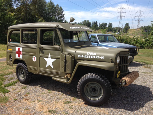Pickups For Sale: Willys Jeep Pickups For Sale