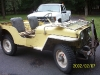 1946 Ag Surplus Willy's Jeep