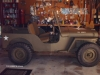 1946 Willys CJ-2A Jeep
