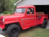 1961 Willys Jeep Pickup