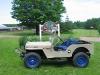 CJ-3A Willys Jeep
