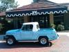 1971 Jeepster Commando Half Cab